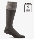 Sockwell Men's Bart Graduated Compression Sock Black
