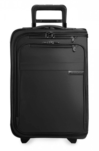 Briggs & Riley Baseline Domestic Carry-On Upright Garment Bag Black