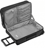 Briggs & Riley Baseline Domestic Carry-On Upright Garment Bag Open