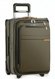Briggs & Riley Baseline Domestic Carry-On Upright Garment Bag Side