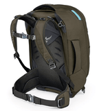 Osprey Fairview 40L Backpack Mist Grey Straps Lumbar Support