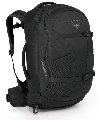 Osprey Farpoint 40 Carry-On Travel Backpack Volcanic Grey
