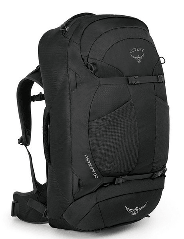 Osprey Farpoint 80L Travel Backpack Volcanic Grey