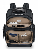 Briggs & Riley @Work Large Cargo Backpack Interior Organization