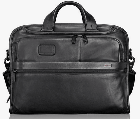 Tumi Portfolio Brief Napa Leather