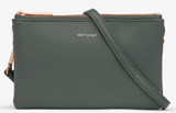 Matt & Nat Loom Triplet Crossbody Bag