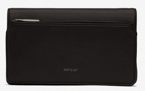 Matt & Nat Petite Small Flapover Clutch