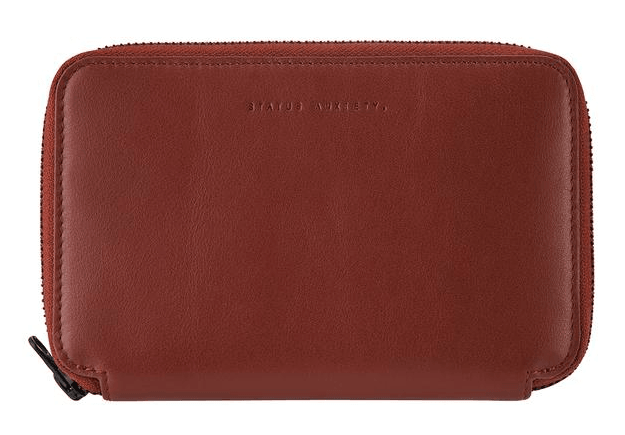 Status Anxiety Vow Travel Wallet