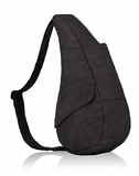 Ameribag Small Distressed Nylon Healthy Back Bag