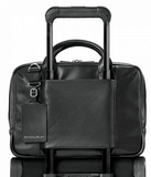 Briggs & Riley @Work Leather Small Brief On Suitcase