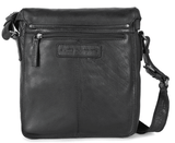 Aunts & Uncles The Barber Shop Chin Curtain Messenger Bag
