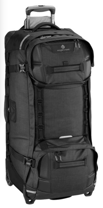 "Eagle Creek ORV 36"" Trunk Black"