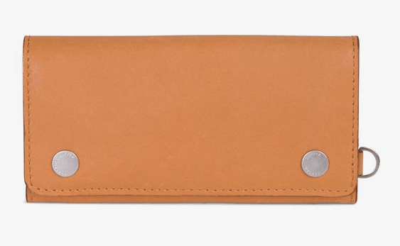 Herschel Henry Leather Wallet