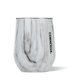 12oz snowdrift Corkcicle stemless wine glass