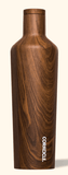 25oz walnut corkcicle canteen
