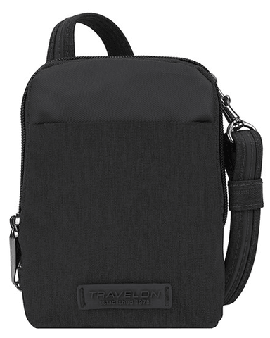 Travelon Anti-Theft Metro Stadium Mini Crossbody