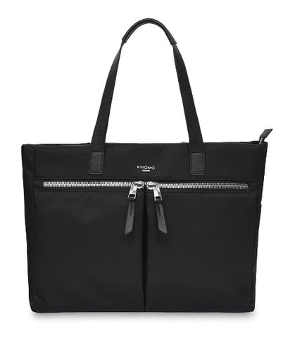 "Knomo Blenheim 14"" Tote Black"