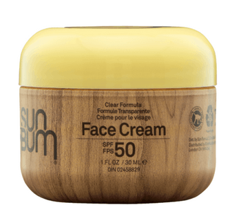 Sun Bum SPF 50 Face Cream