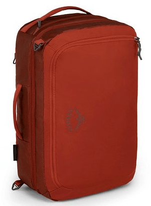 Osprey Transporter Global Carry-On Bag Red