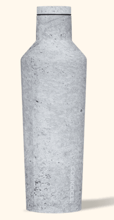 16oz concrete Corkcicle canteen