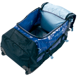 Eagle Creek Cargo Hauler 130L Wheeled Duffle Arctic Blue Interior Packing