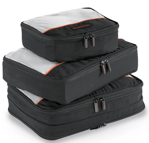 Briggs & Riley Small Packing Cubes - Set of 3
