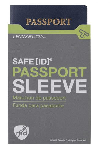 Travelon RFID Blocking Passport Sleeve