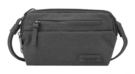 Travelon Metro Convertible Crossbody Waistpack
