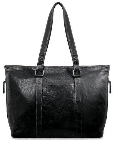 Jack Georges Voyager Zip Top Tote