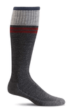 Sockwell Men's Sportster Graduated Compression Sock Charcoal