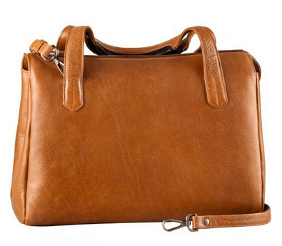 Derek Alexander Full Zip Satchel