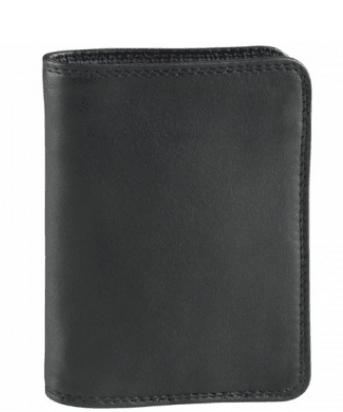 Derek Alexander Showcard Wallet with Zip