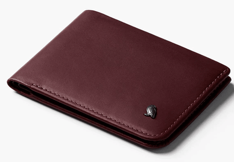 Bellroy Hide & Seek RFID Wallet Wine