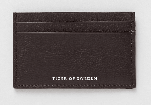 Tiger of Sweden Ballon Leather Wallet
