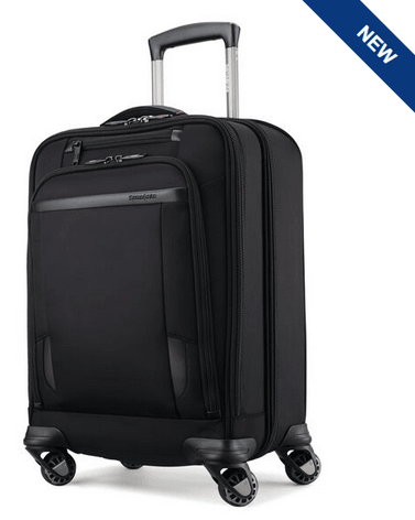 Samsonite Pro Verticle Spinner Mobile Office 17""