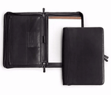 Osgoode Marley Cashmere Zippered File Folio