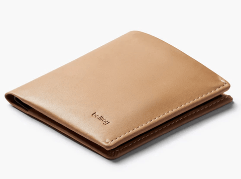 Bellroy RFID Note Sleeve Wallet Tan