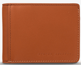 Status Anxiety Ethan Slim Money Clip Wallet