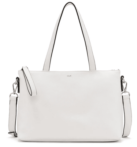 Co-Lab Pebble Minimal Satchel Crossbody