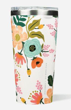 Corkcicle x Rifle Paper Co. 16oz Tumbler
