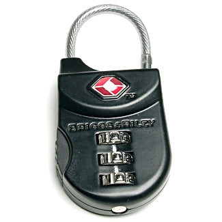 Briggs and Riley TSA Cable Lock