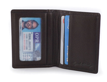 Osgoode Marley Men's Double ID Card Case