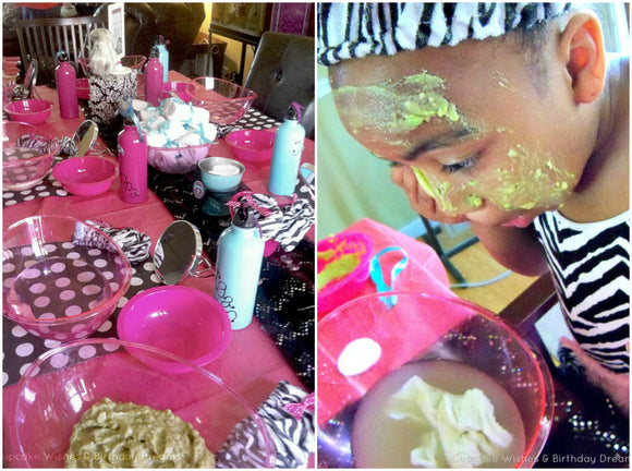 Host a Walnette Spa Party