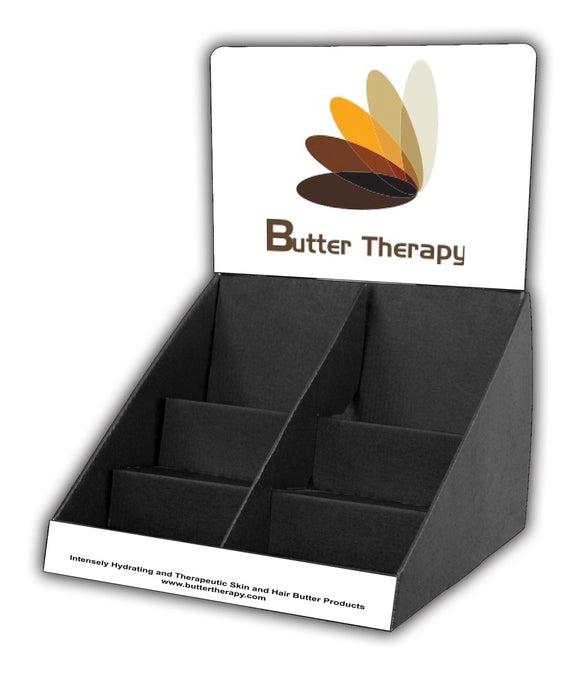Butter Therapy Retail Display for 2oz Travel Butters - Buttertherapy.com