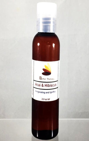 Acai & Hibiscus Essential Oil - Buttertherapy.com