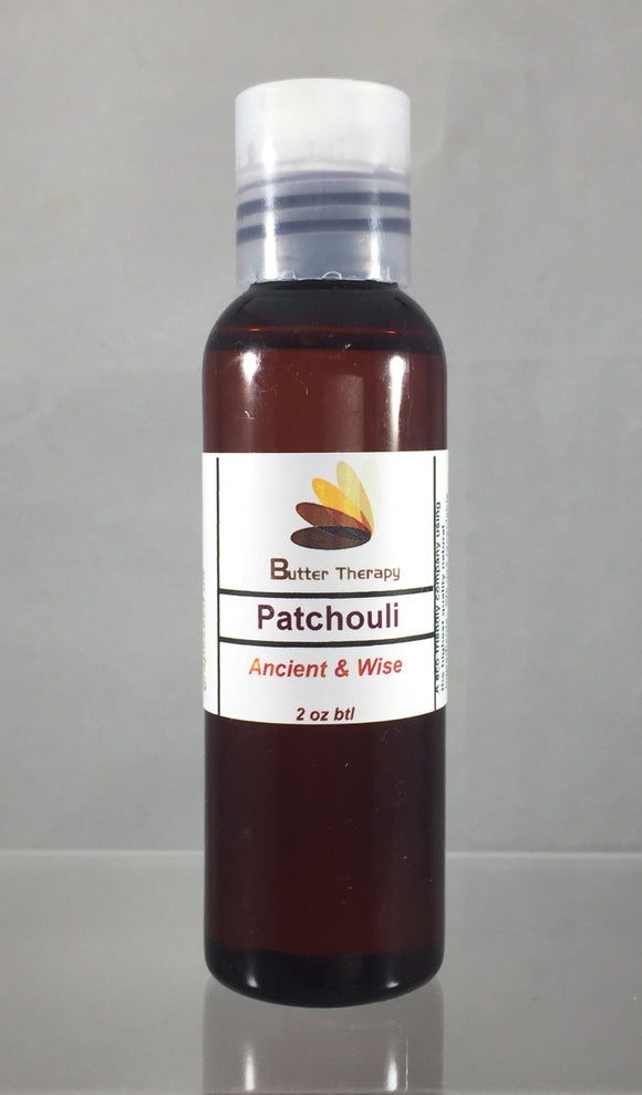 Patchouli  Essential Oil - Buttertherapy.com