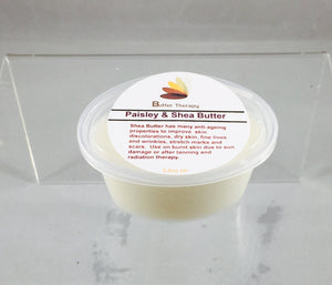 Paisley & Shea Butter 2oz Tub - Buttertherapy.com
