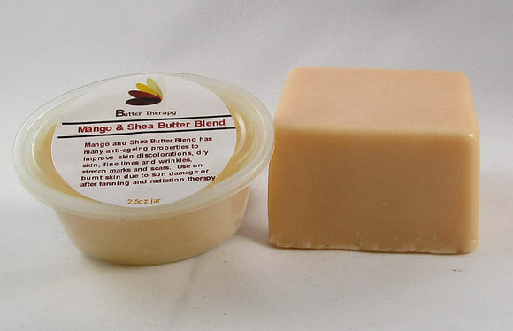Mango Butter & Shea Set Small - Buttertherapy.com