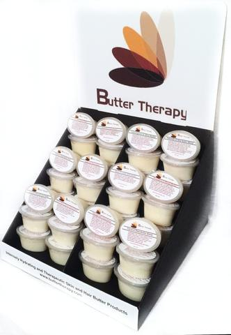 Wholesale Starter Kit Travel Sized 36 / 2 oz Shea Butter Tubs - Buttertherapy.com