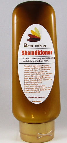 Shamditioner (Co-Wash) - Buttertherapy.com